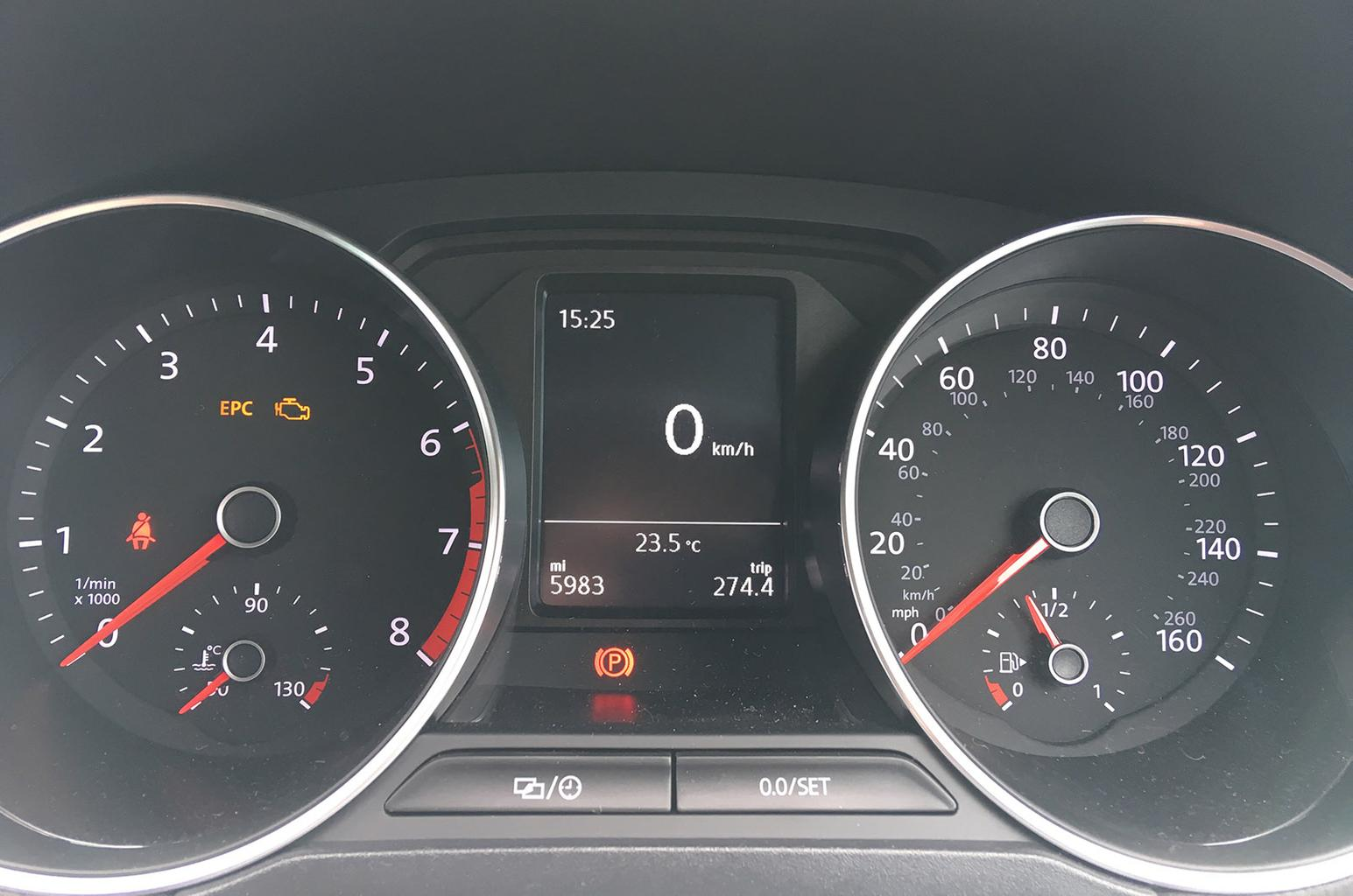 Used Volkswagen Polo (09-17) long-term review