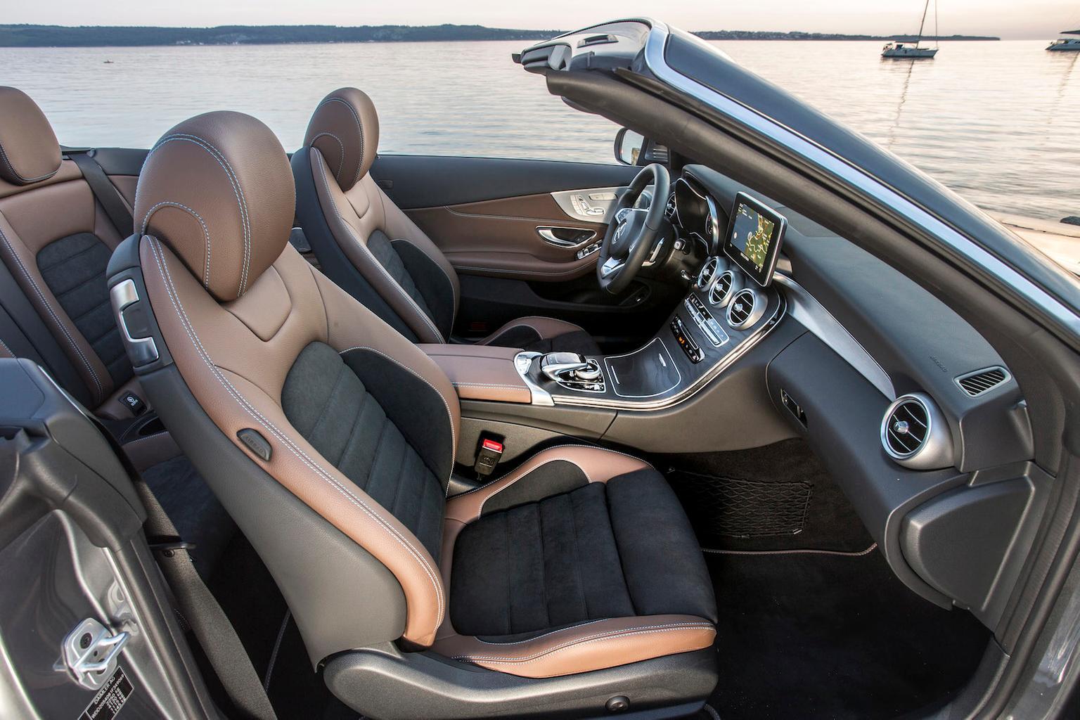 2016 Mercedes C 250 d Cabriolet review