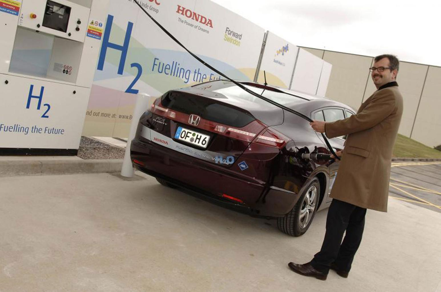 Volkswagen Group partners Hyundai-Kia to develop hydrogen fuel cell tech