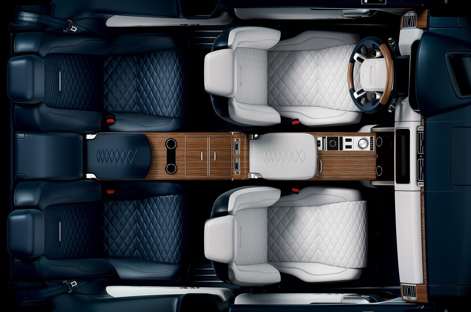 New two-door Range Rover Coupé previewed