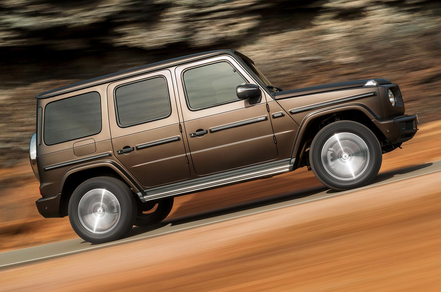 2018 Mercedes G-Class – price, specs and release date
