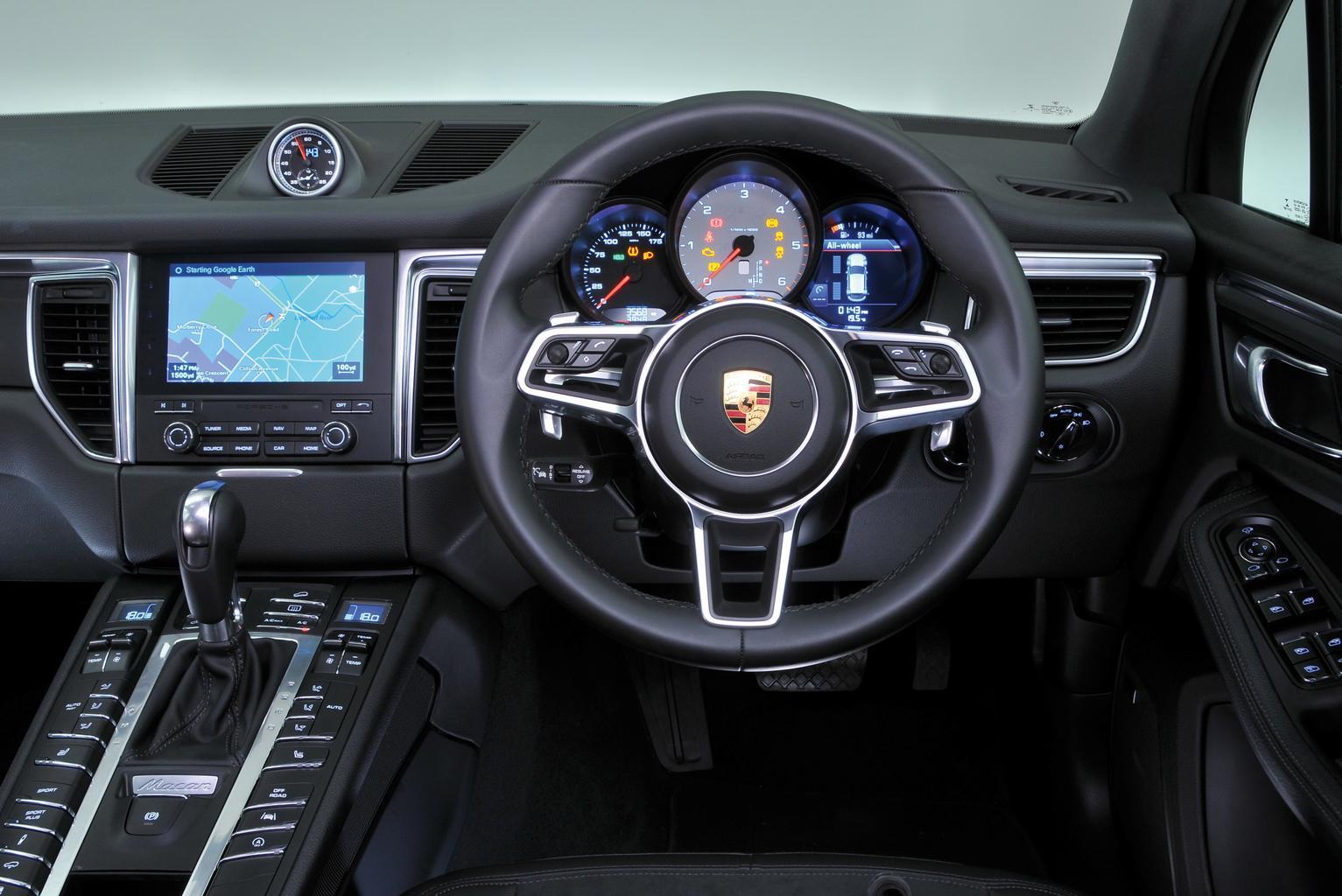 7 reasons to buy a Porsche Macan