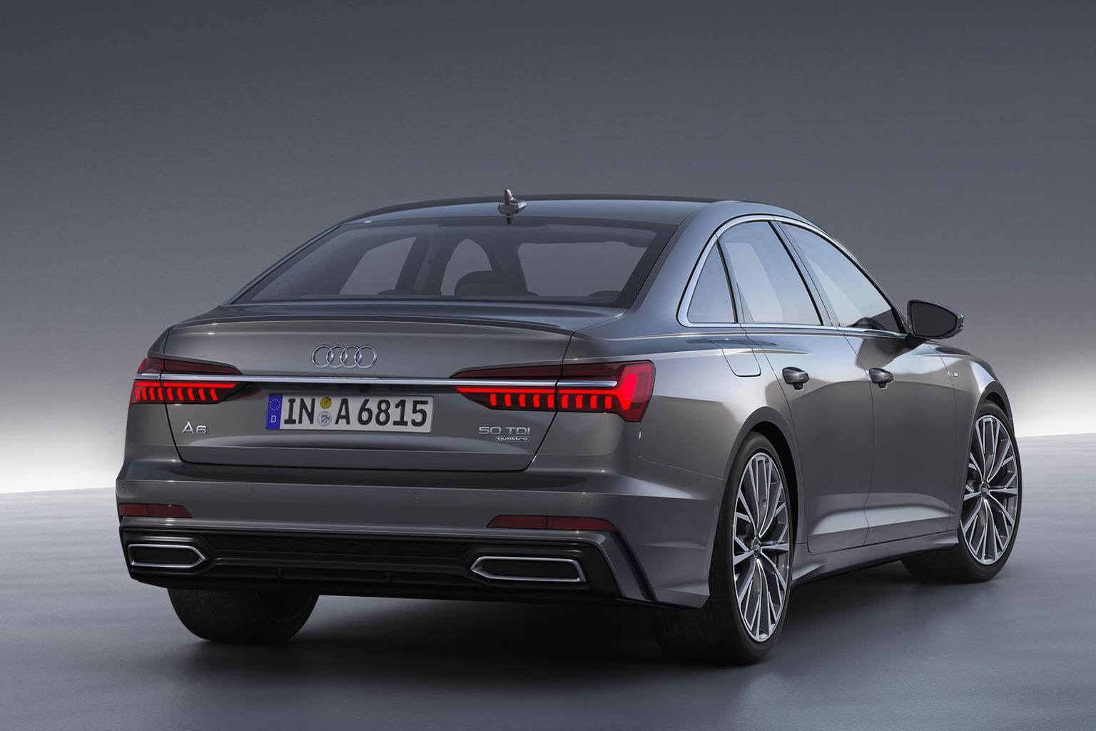 2018 Audi A6 – price, specs and release date