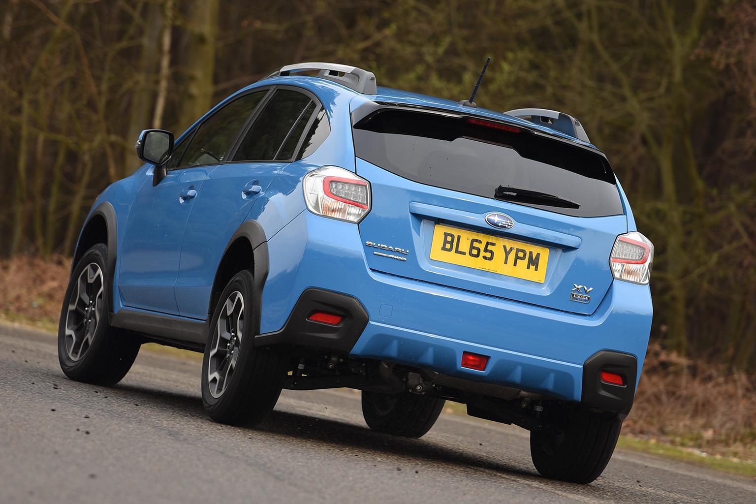 2016 Subaru XV 2.0D review