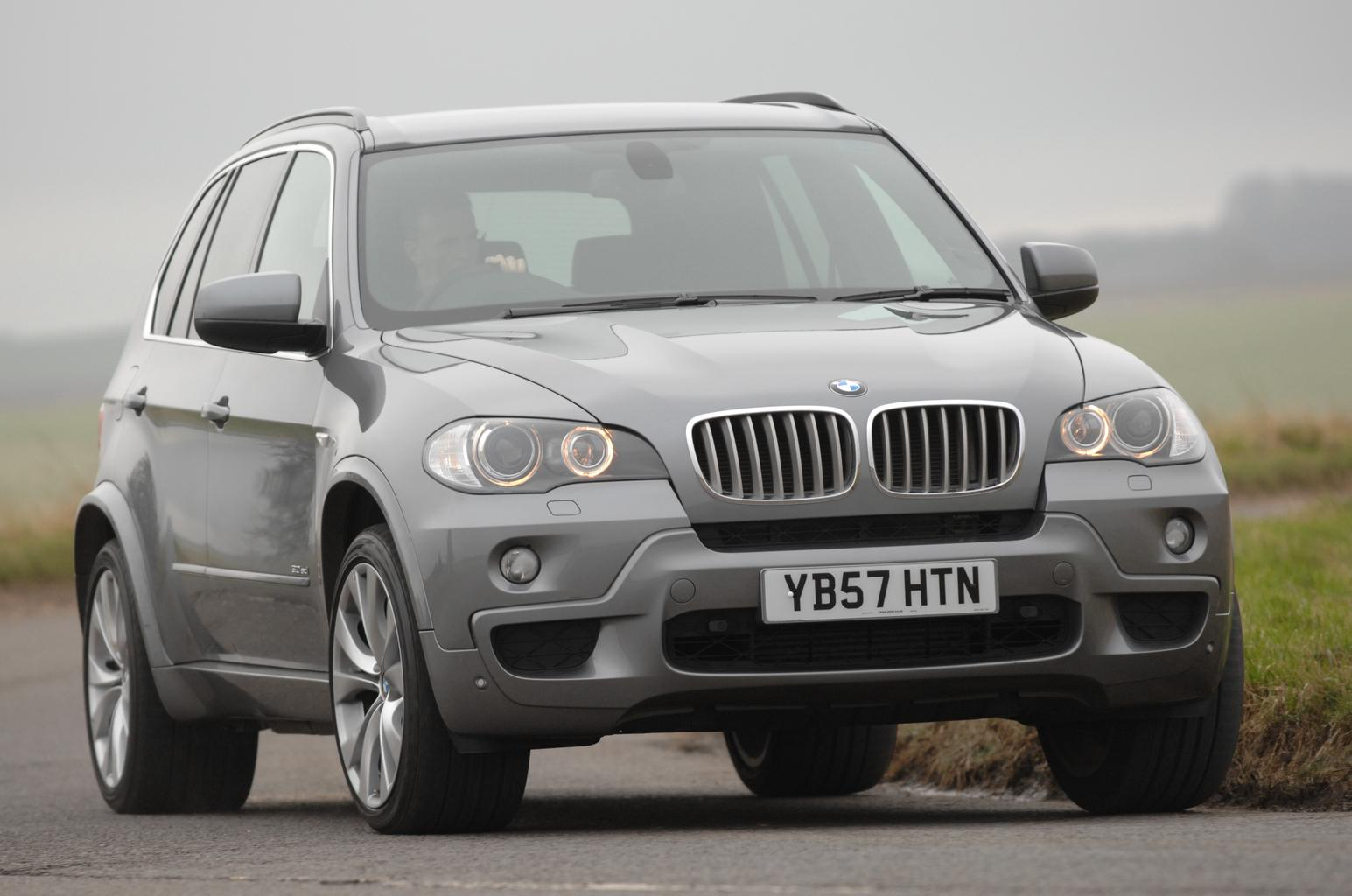 5 reasons to buy a BMW X5