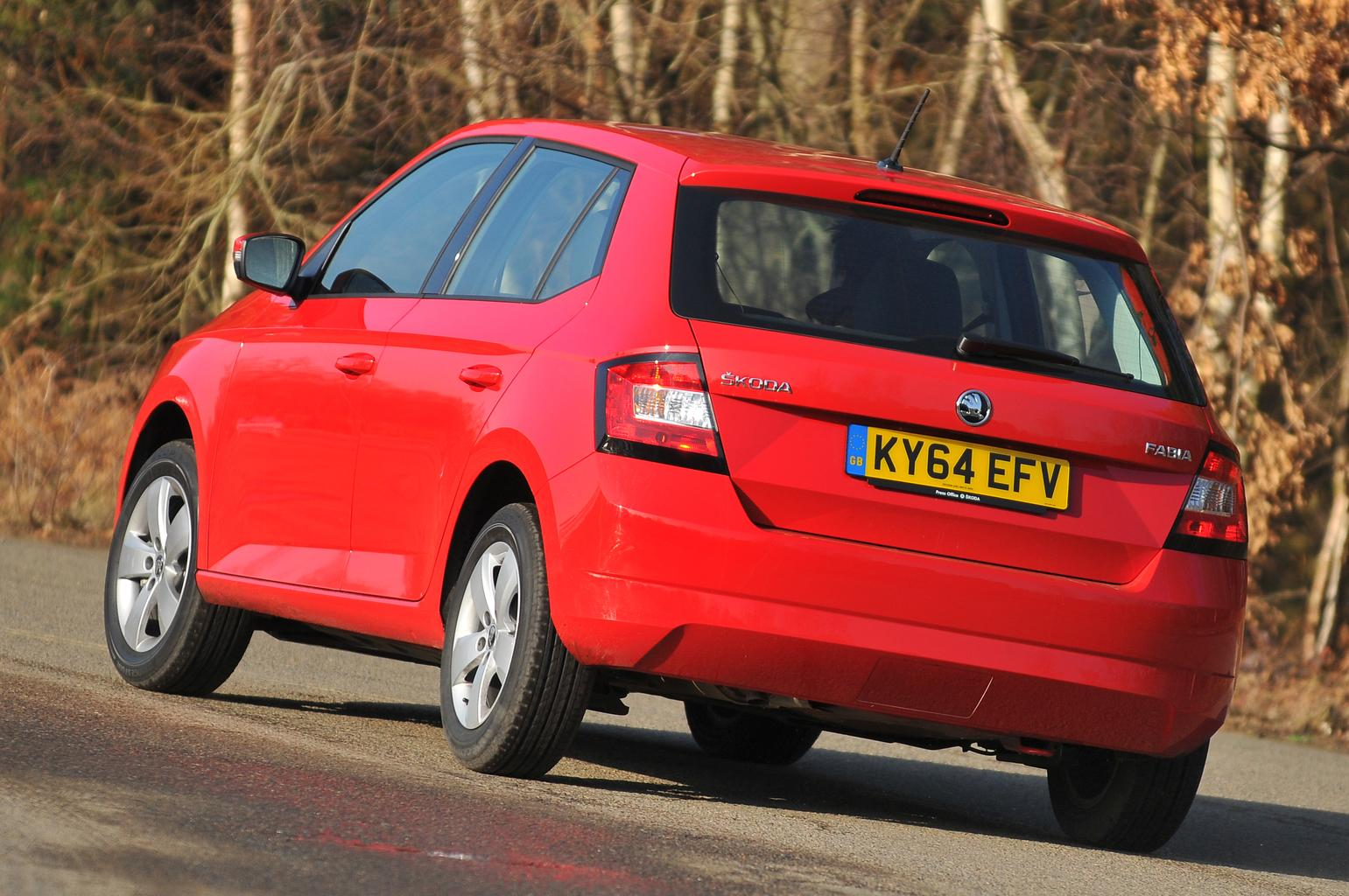 10 reasons to buy a Skoda Fabia