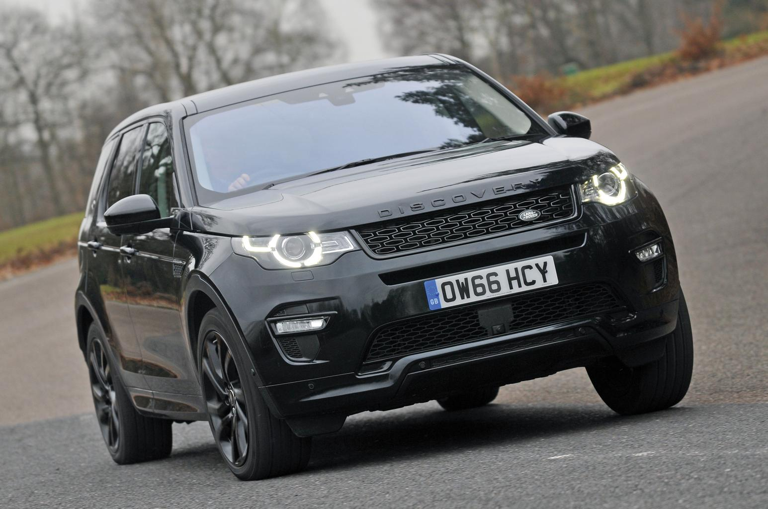 New Audi Q5 vs Land Rover Discovery Sport vs Mercedes GLC