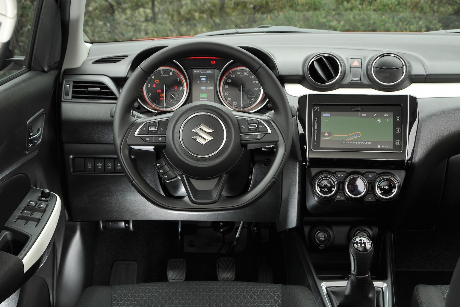 New Suzuki Swift 2017 review