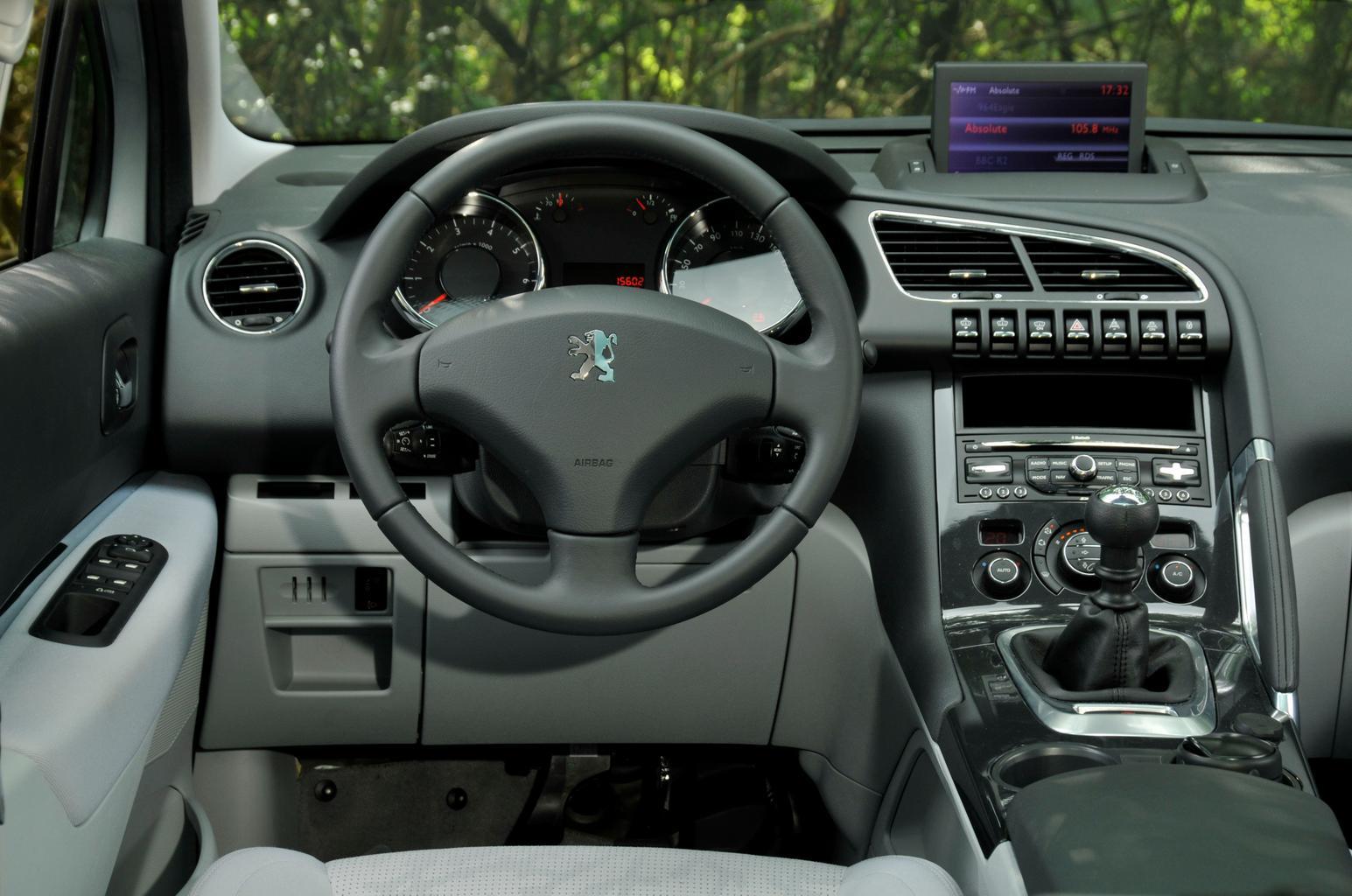 Used test: Peugeot 3008 vs Nissan Qashqai