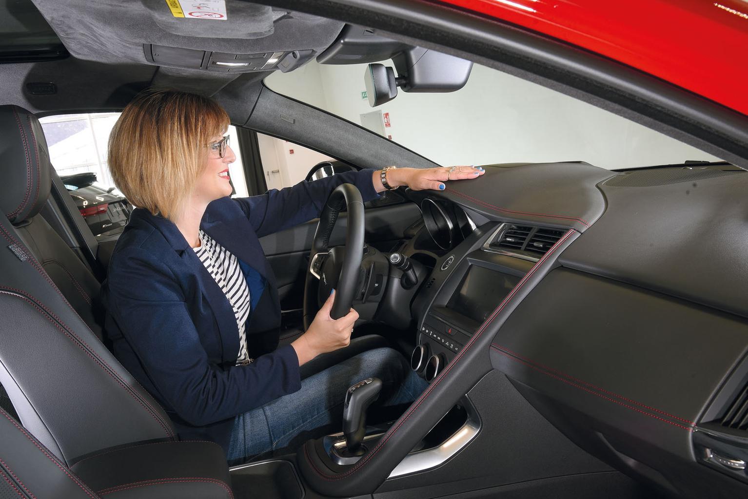 2018 Jaguar E-Pace reader test team review