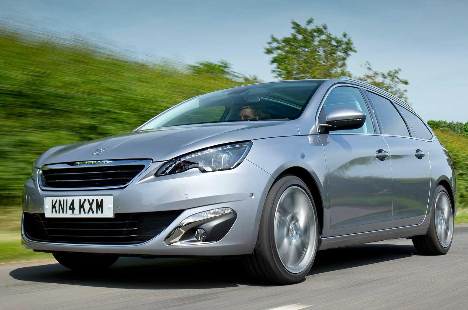 Real-world MPG: estate cars that beat 54mpg