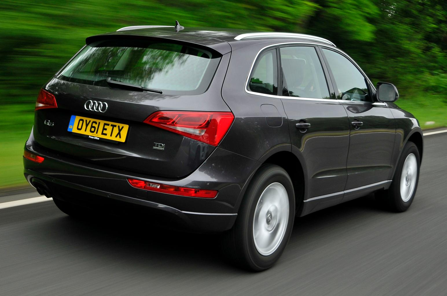 Used test – SUV vs estate: Audi Q5 vs Volkswagen Passat Alltrack vs Volvo XC60