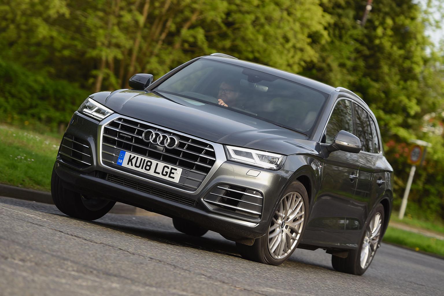 New Audi Q5 diesel vs Volvo XC60 hybrid