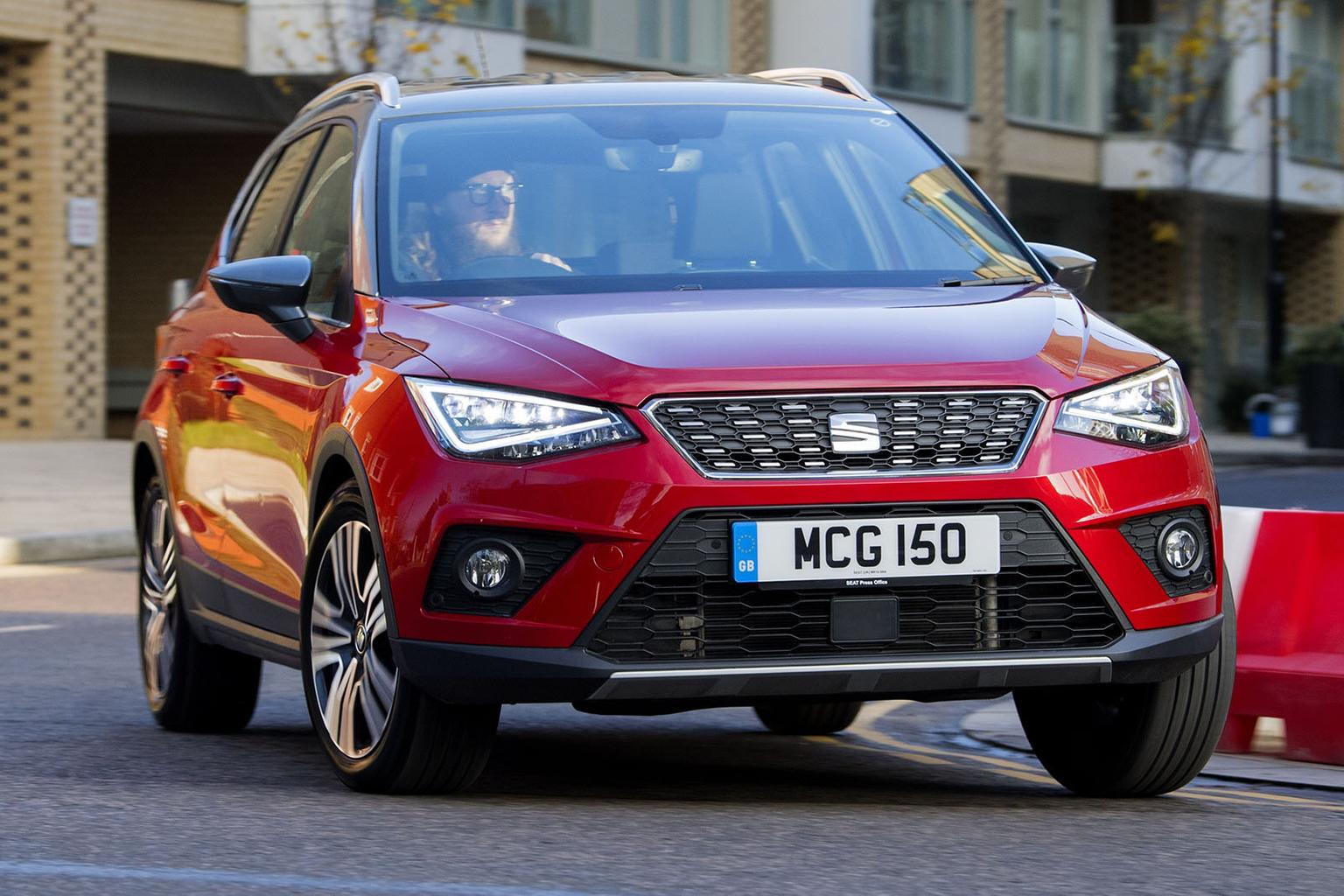 2018 Seat Arona 1.5 TSI Evo 150 review - price, specs and release date