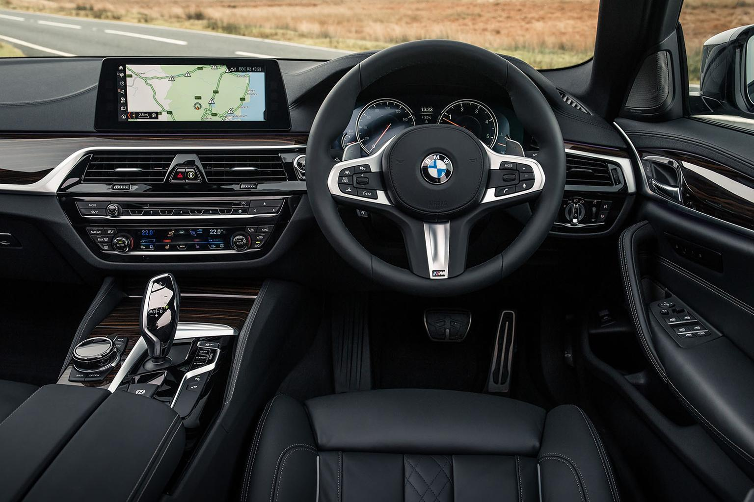 BMW 540i xDrive review 2017