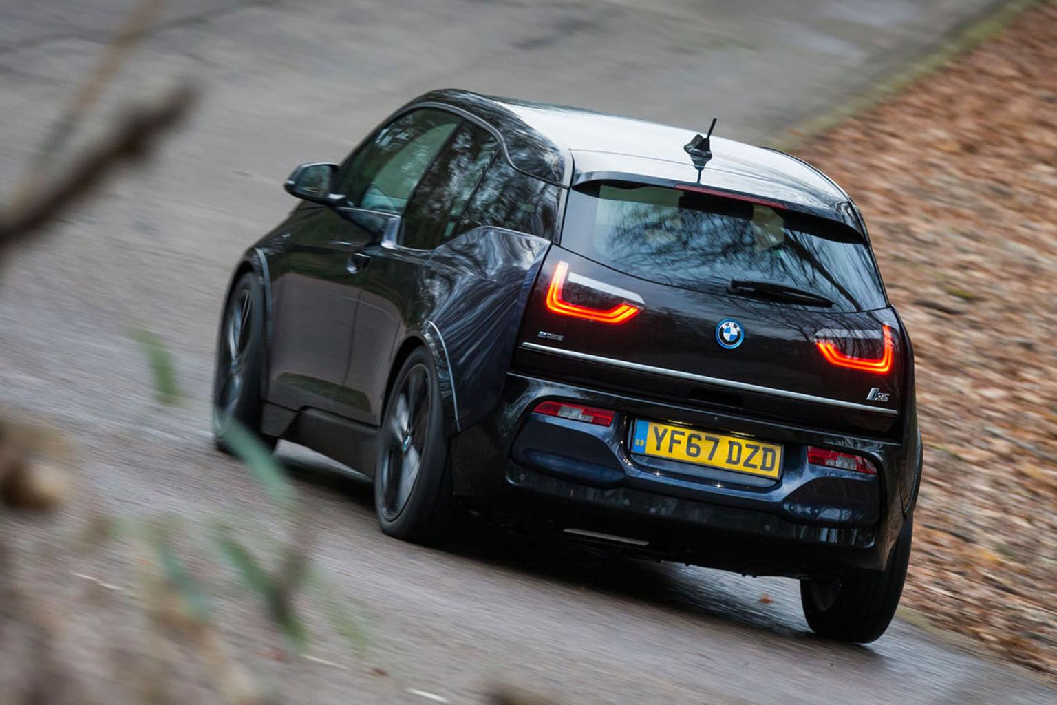 2018 BMW i3s review - price, specs and release date