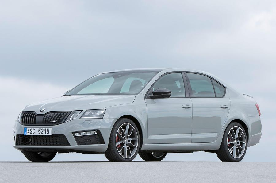 Skoda Octavia vRS 2017 review