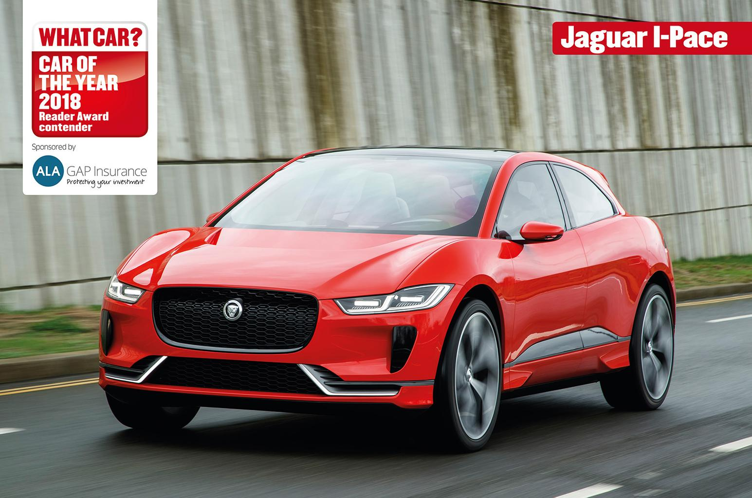 What Car? Reader Award – your last chance to vote for the most exciting car of 2018