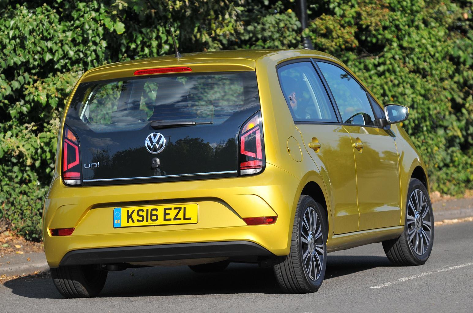 New Volkswagen Up vs Hyundai i10 vs Renault Twingo