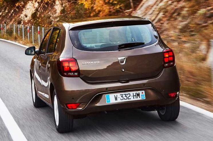2017 Dacia Sandero 1.0 SCe 75 review