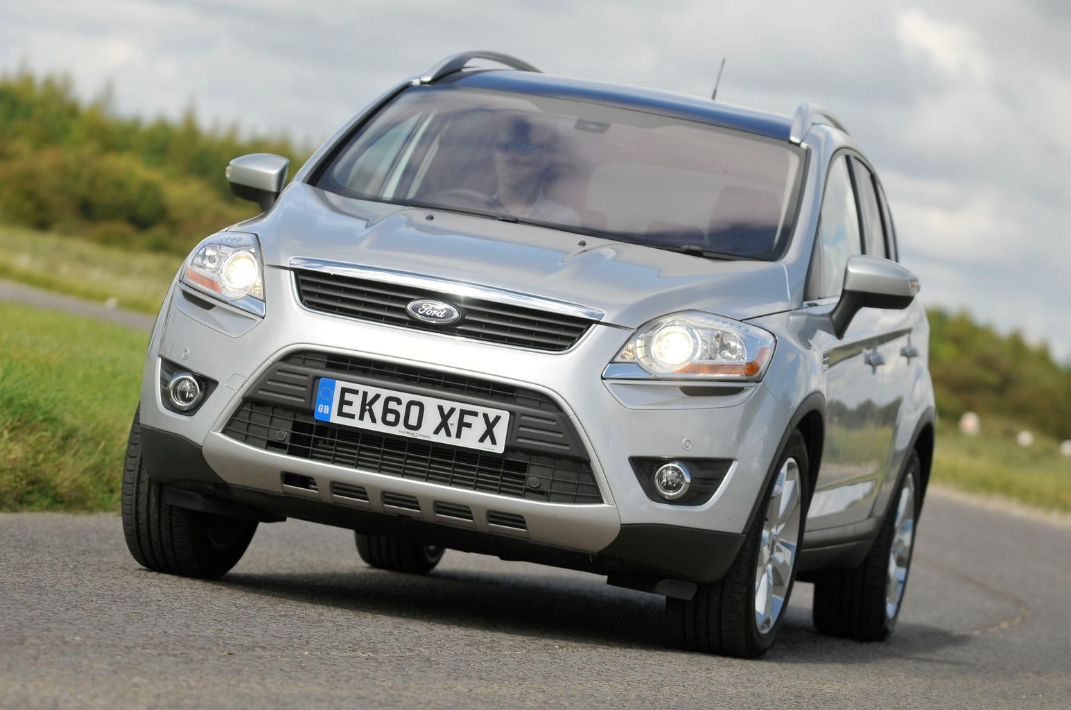 Used test: Ford Kuga vs Volkswagen Tiguan