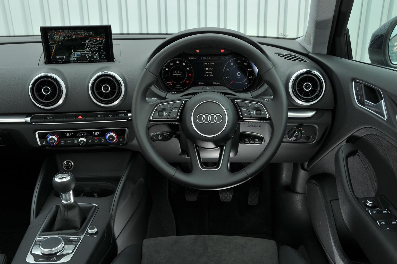 2016 Audi A3 1.0 TFSI Sportback review