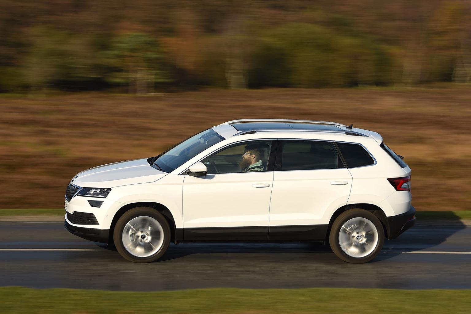 New Skoda Karoq vs Seat Ateca