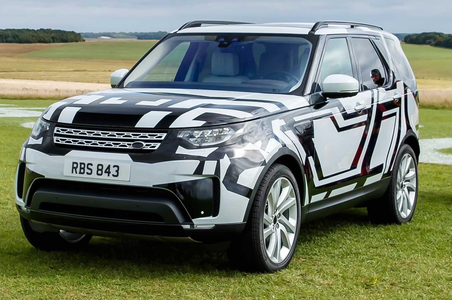 2017 Land Rover Discovery - everything you need to know