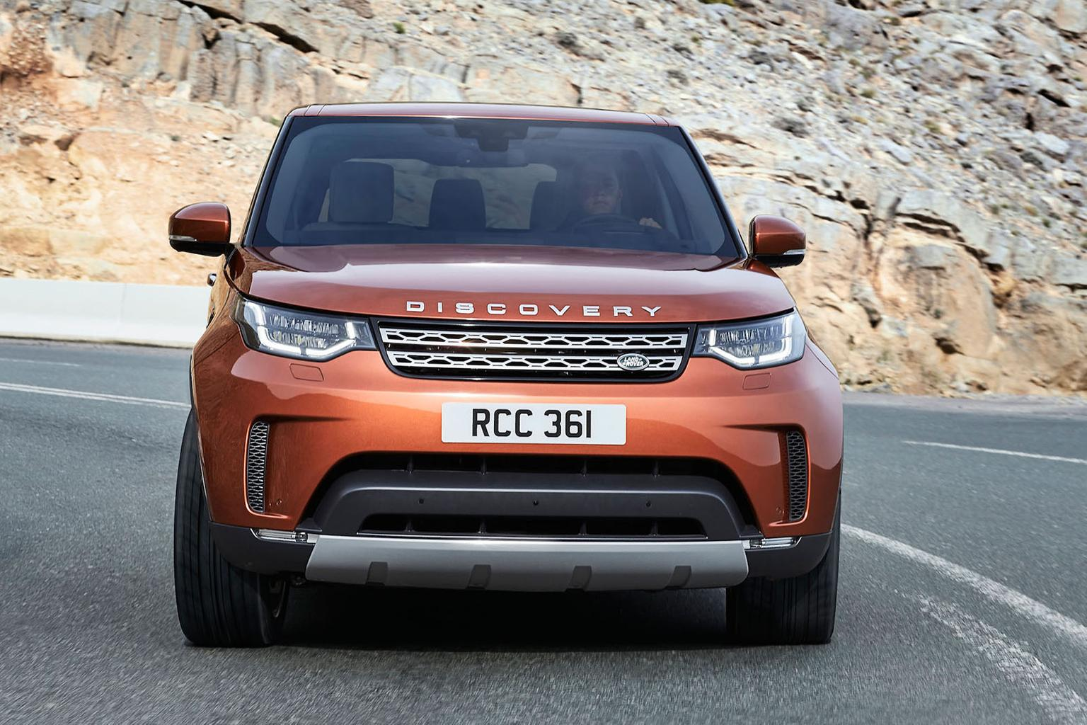 2017 Land Rover Discovery revealed - plus video