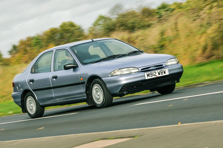 1993 Ford Mondeo 1.8 GLX – Rewind Wednesday