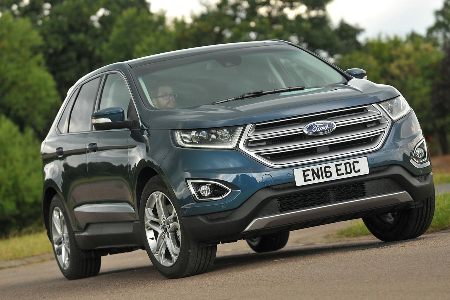 New Ford Edge vs Kia Sorento