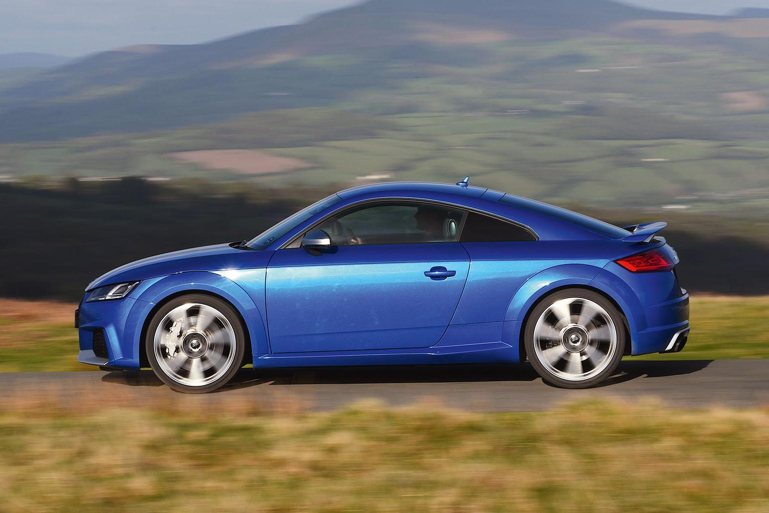 New Alpine A110 vs Audi TT RS vs Porsche Cayman