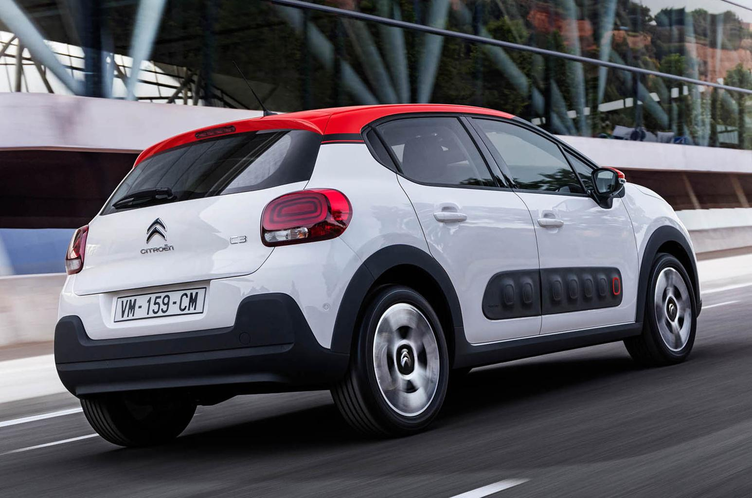 New Citroën C3 revealed