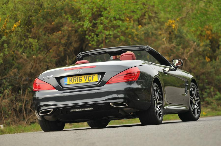 2016 Mercedes-Benz SL 400 review