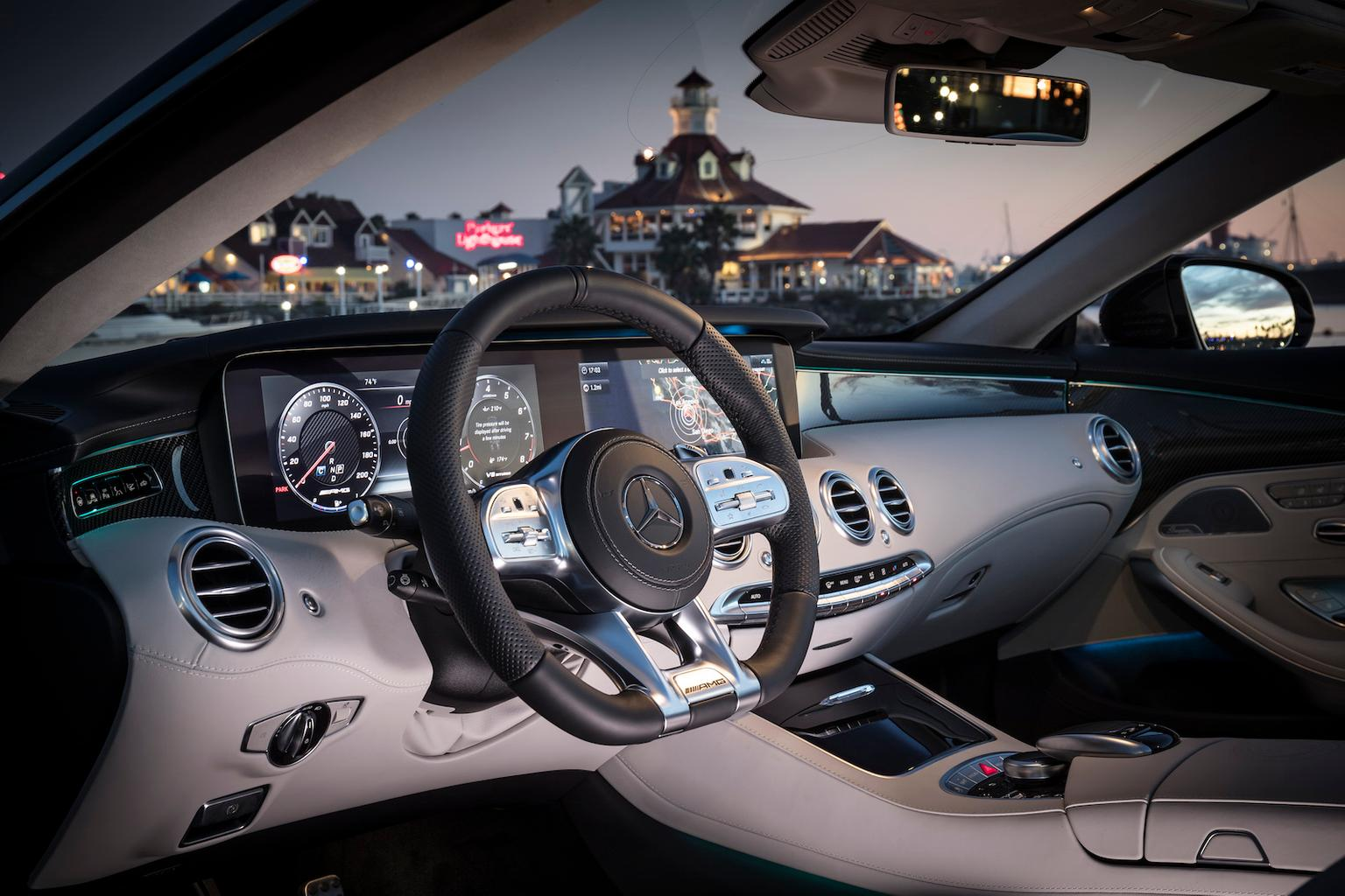 2018 Mercedes-AMG S63 Cabriolet review - price, specs and release date