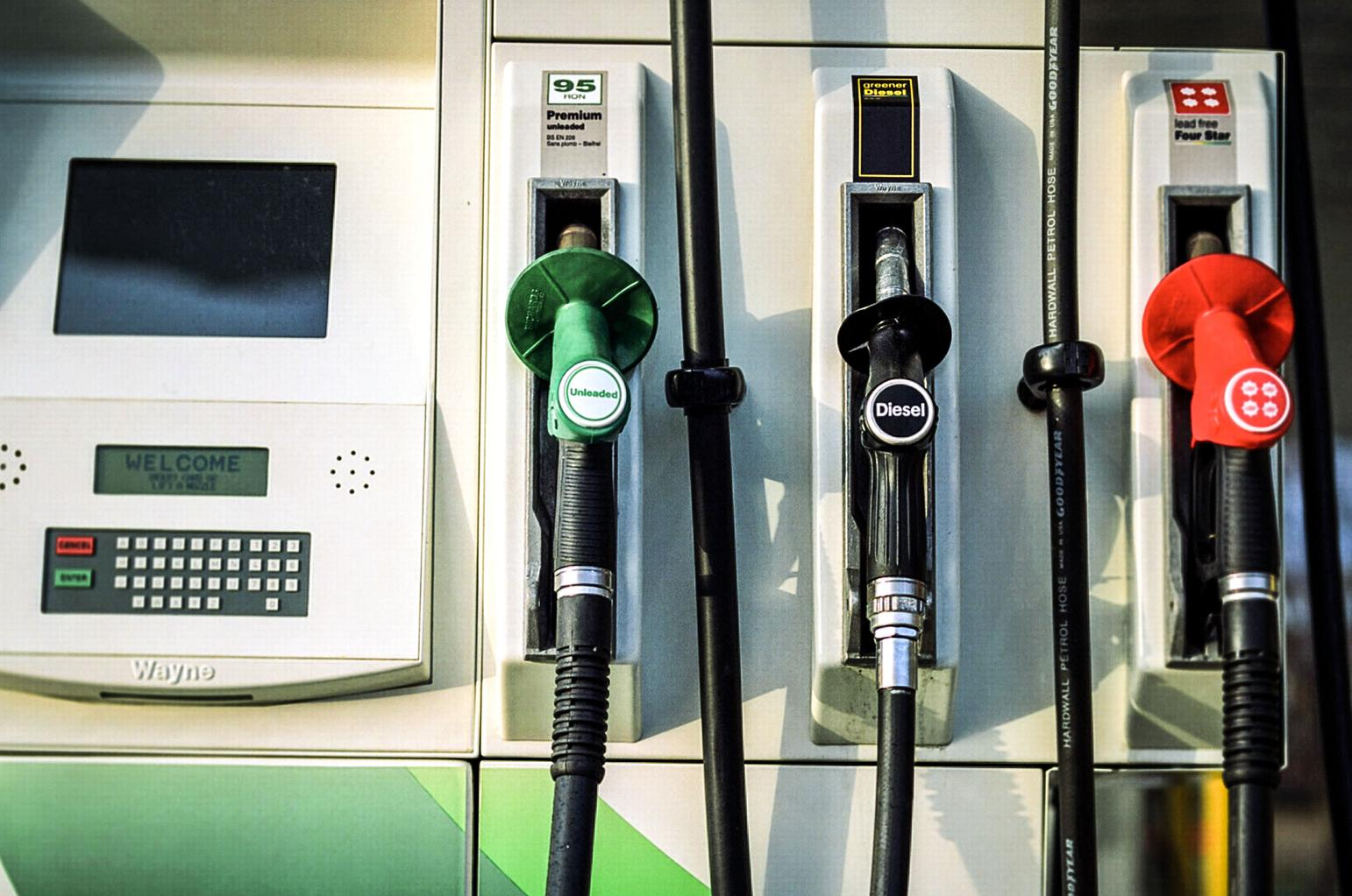 What to do if you put the wrong fuel in your car