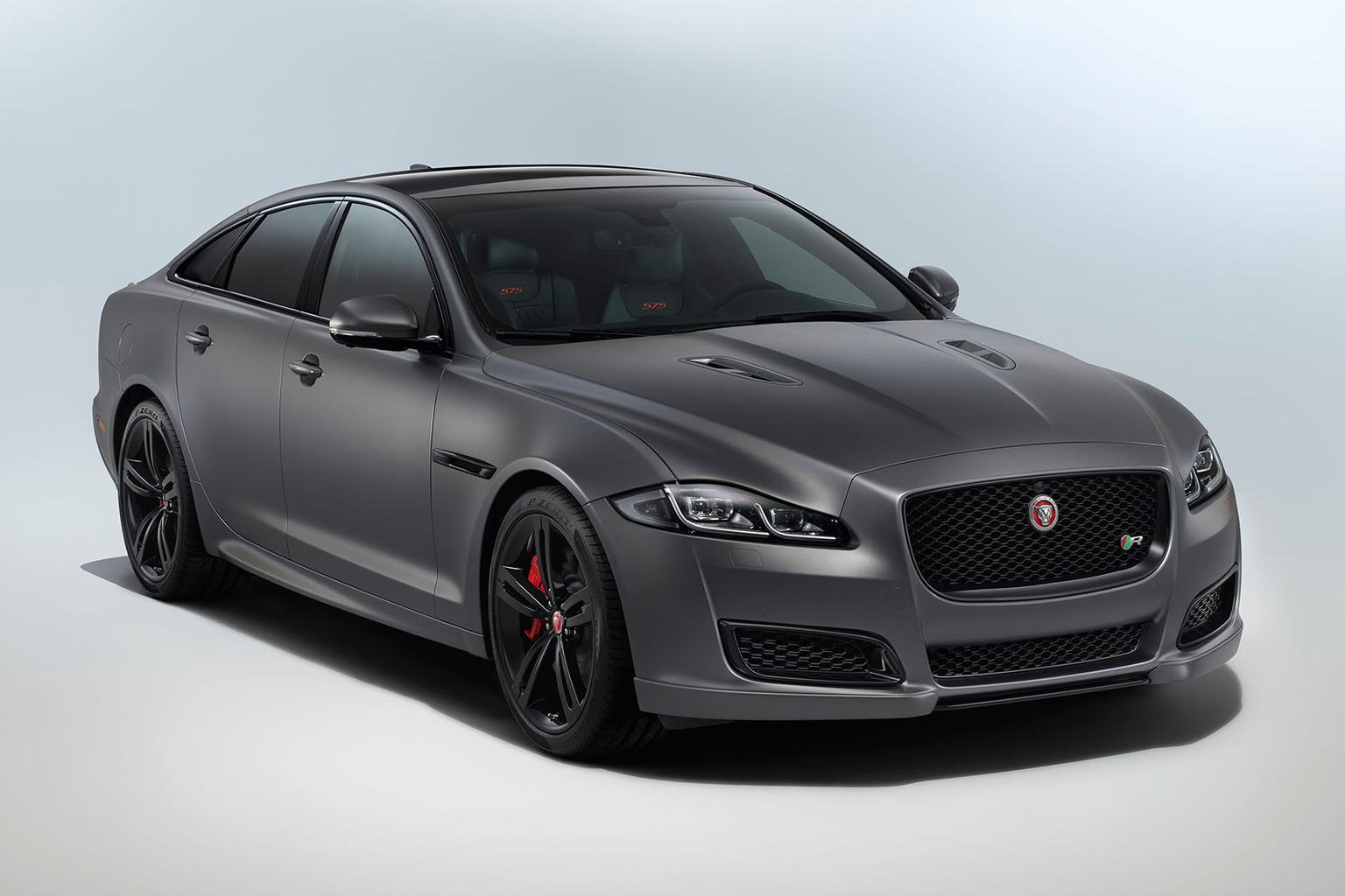 Updated Jaguar XJ to go on sale in November