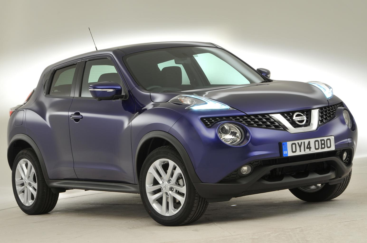 Used test: Mini Countryman vs Nissan Juke vs Skoda Yeti