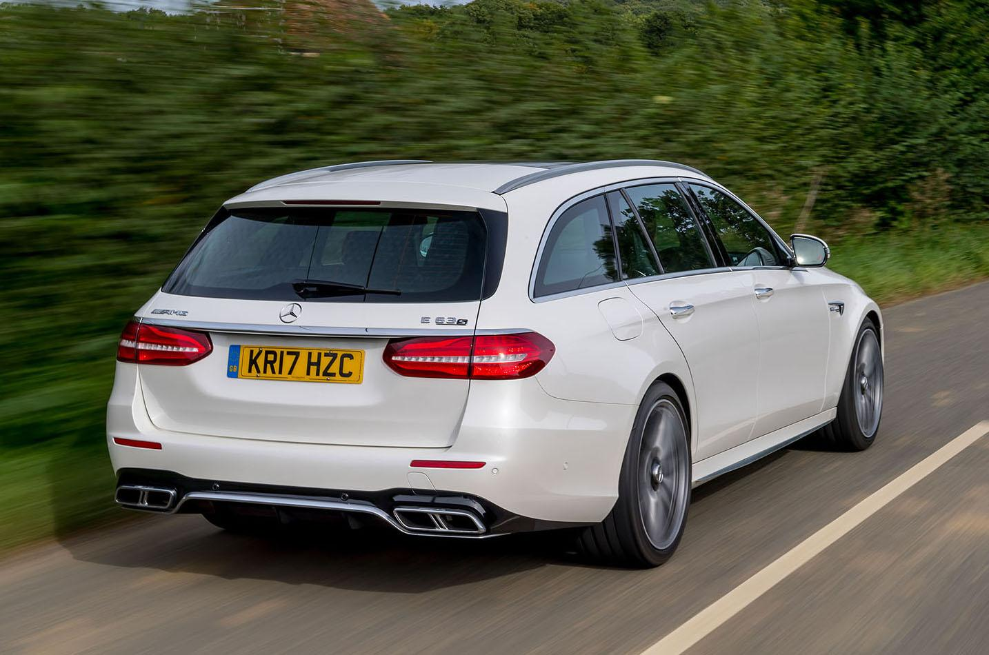 2017 Mercedes-AMG E 63 Estate review – price, specs and release date