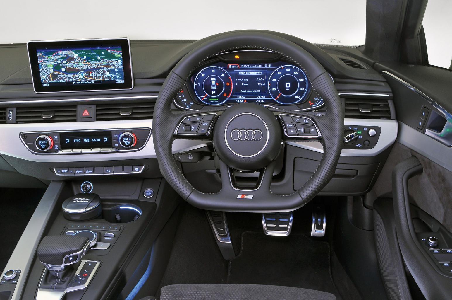 Used test: Audi A4 vs BMW 3 Series