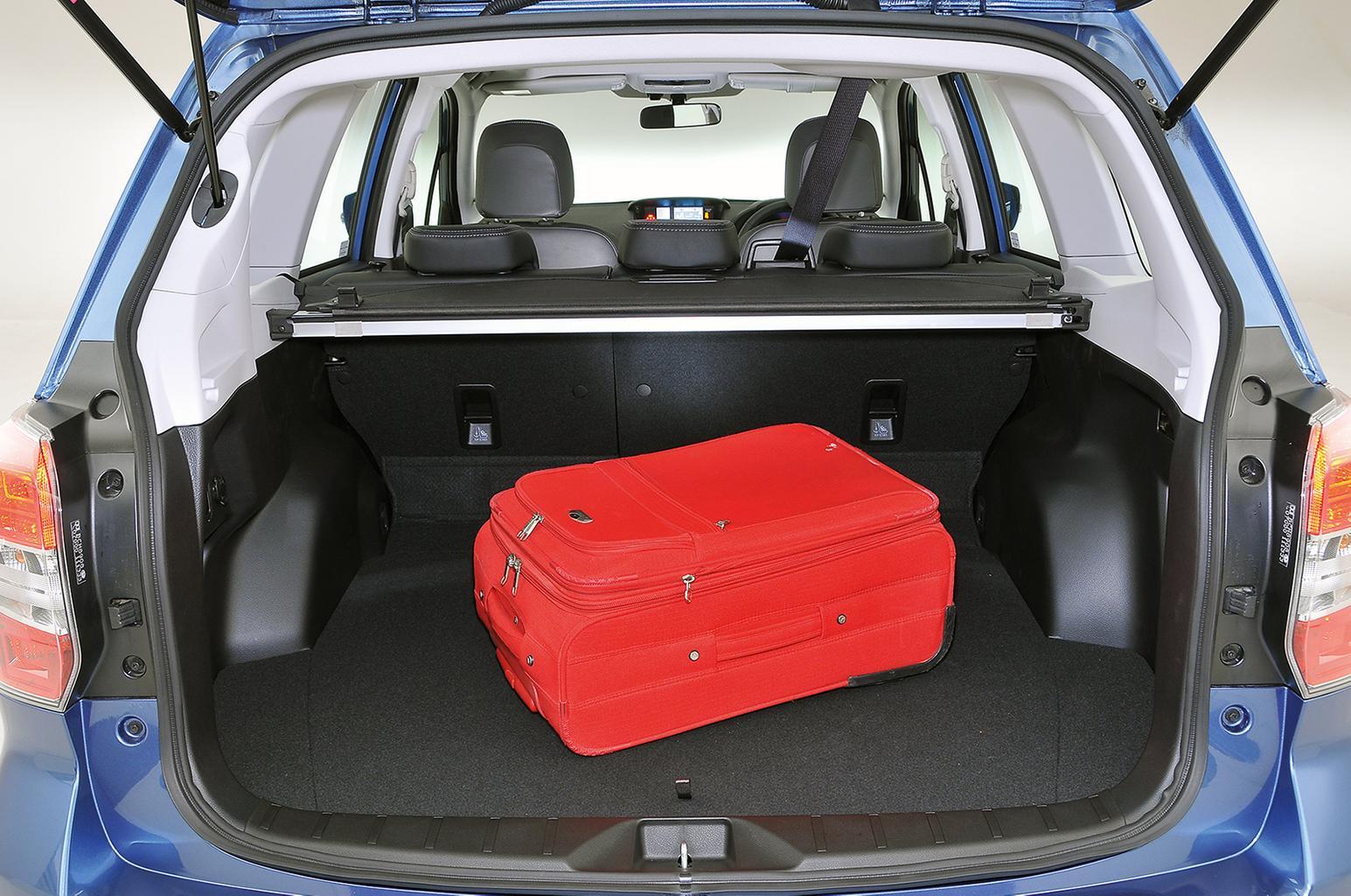 Used test: Honda CR-V vs Mazda CX-5 vs Subaru Forester