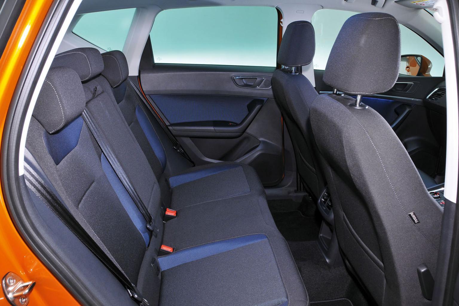 Mini Countryman vs Audi Q2 and Seat Ateca