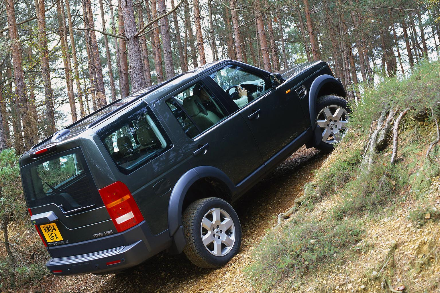 Land Rover Discovery 3 – Rewind Wednesday