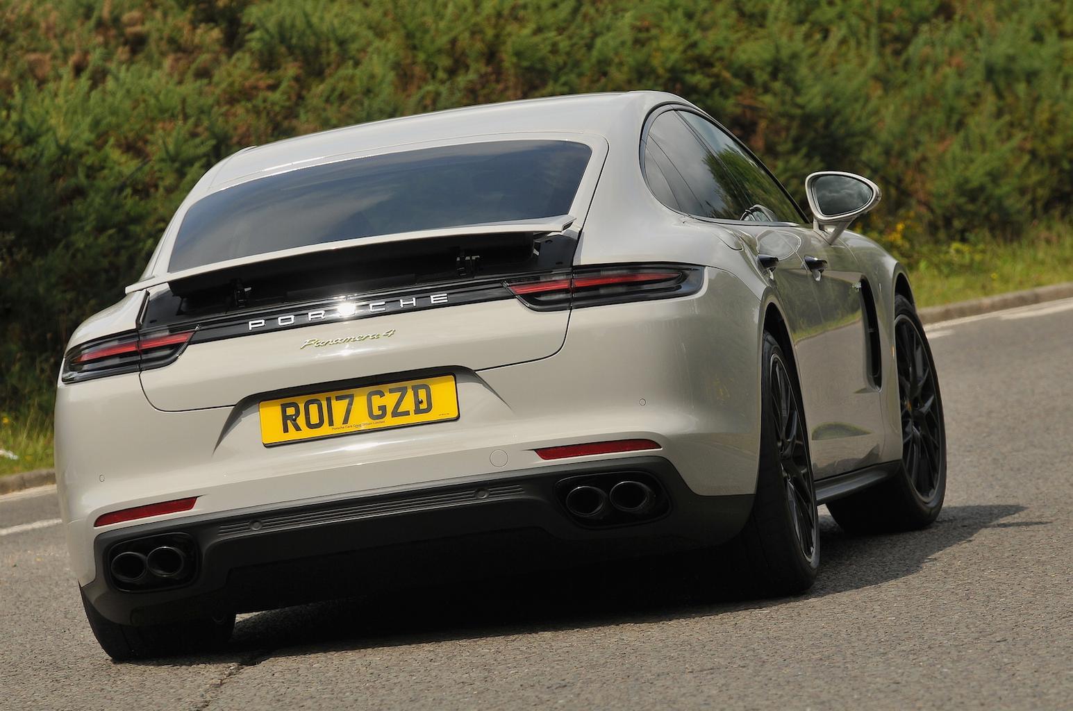 2017 Porsche Panamera 4 E-Hybrid review – price, specs and release date