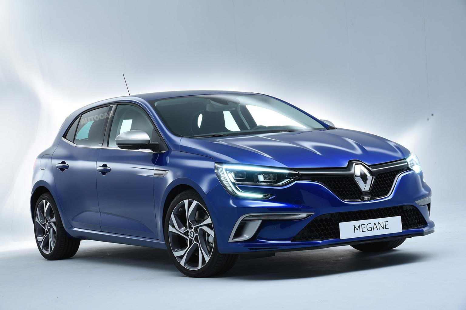 New Renault Megane on sale in July