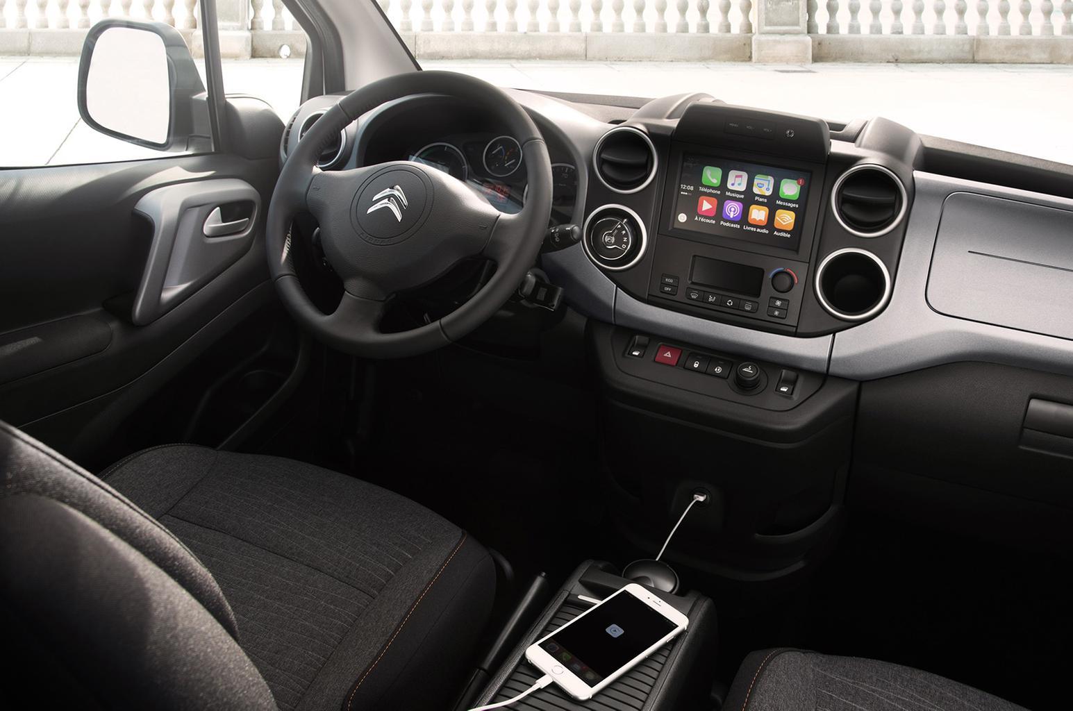 Citroën E-Berlingo Multispace to go on sale this autumn