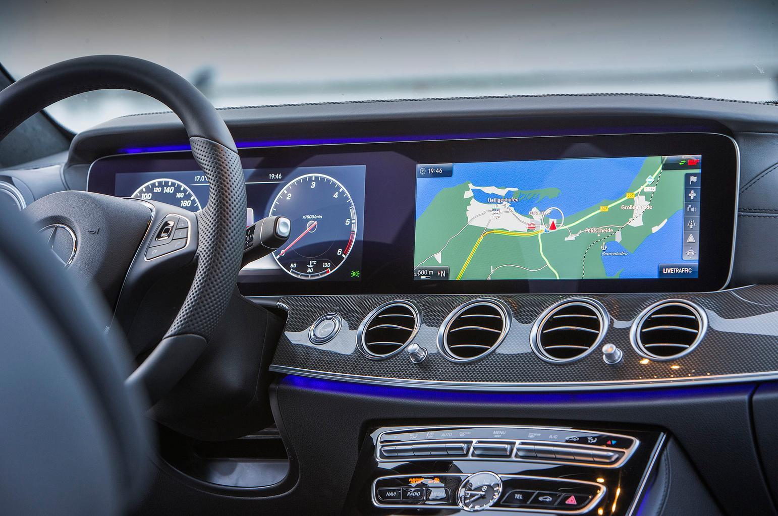 2016 Mercedes-Benz E 220 d Estate review