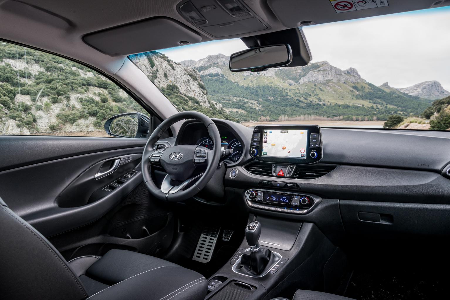 2018 Hyundai i30 Fastback review - price, specs and verdict