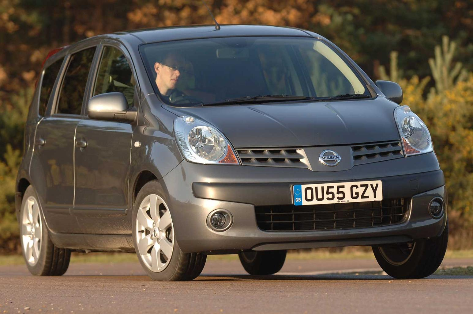 Used car of the week: Nissan Note