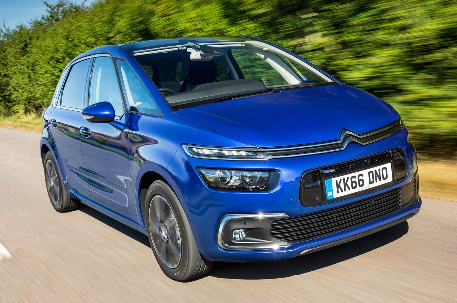 Best and worst MPVs and people carriers 2018